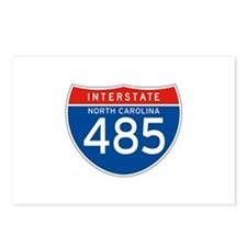 Interstate 485 - NC Postcards (Package of 8)