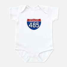 Interstate 485 - NC Infant Bodysuit