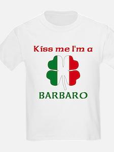 Barbaro Family Kids T-Shirt
