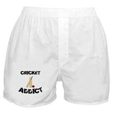 Cricket Addict Boxer Shorts