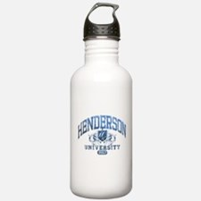 Henderson last name University Class of 2013 Water