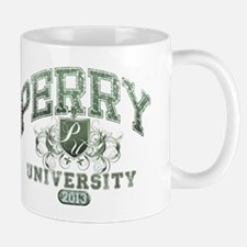Perry Last Name University Class of 2013 Mug