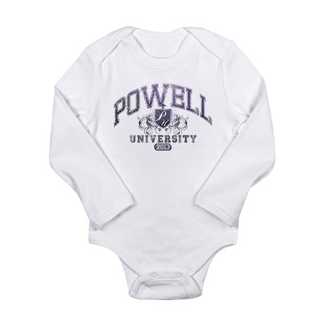 Powell Last Name University Class of 2013 Body Sui