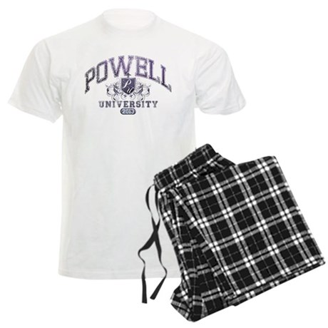 Powell Last Name University Class of 2013 Pajamas