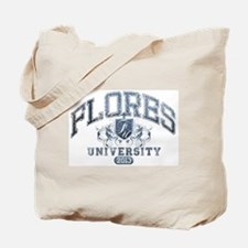Flores last name University Class of 2013 Tote Bag