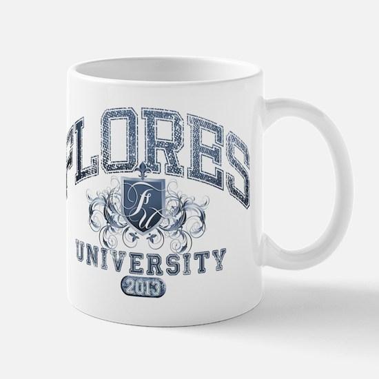 Flores last name University Class of 2013 Mug