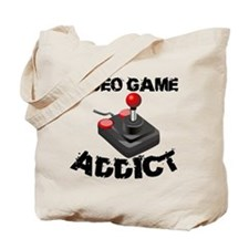 Video Game Addict Tote Bag