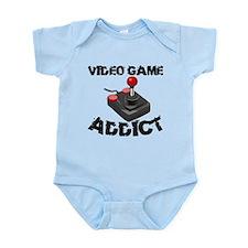 Video Game Addict Body Suit