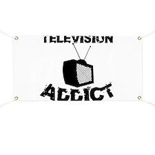 Television Addict Banner