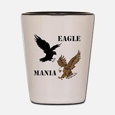 Eagle Mania Shot Glass