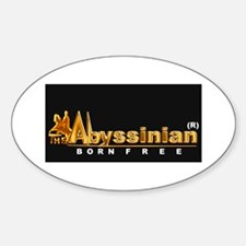 The Abyssinian Decal