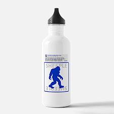 Anti Social Media Help Needy Water Bottle