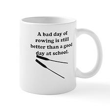 A Bad Day Of Rowing Small Small Mug