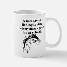 A Bad Day Of Fishing Mug