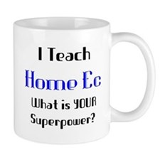 teach home ec Mug
