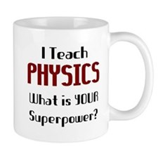 teach physics Mug