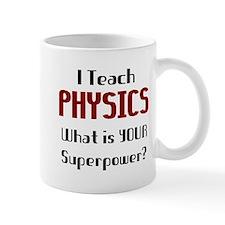 teach physics Small Mug