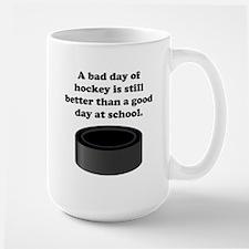 A Bad Day Of Hockey Mug