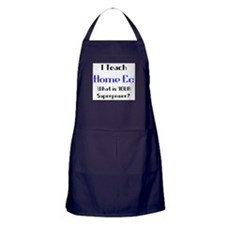 teach home ec Apron (dark)