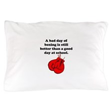 A Bad Day Of Boxing Pillow Case