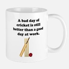 A Bad Day Of Cricket Mug