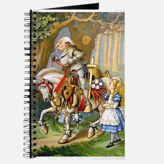 Alice and the White Knight Journal