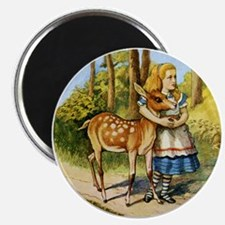 Alice and a Doe Magnet