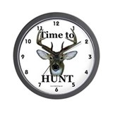 Deer hunting Basic Clocks