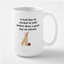 A Bad Day Of Cricket Mug
