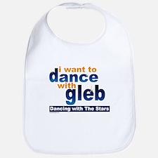 I Want to Dance with Gleb Bib
