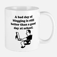 A Bad Day Of Blogging Mug