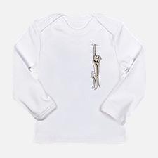 Clingy Weimaraner Long Sleeve T-Shirt