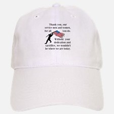 Thank You Baseball Baseball Baseball Cap