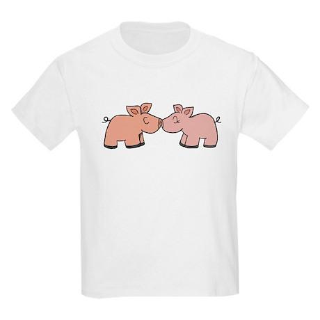 Piggy kiss T-Shirt