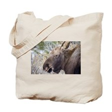 He is Looking At You Tote Bag