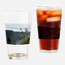 Irish Landscape Drinking Glass