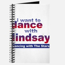 I Want to Dance with Lindsay Journal