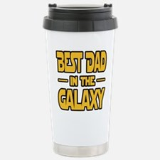 Best Dad in the galaxy SW Travel Mug