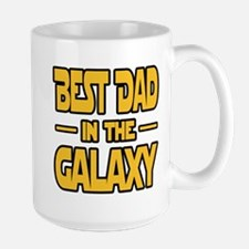 Best Dad in the galaxy SW Mug