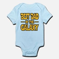 Best Dad in the galaxy SW Body Suit