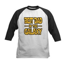 Best Dad in the galaxy SW Baseball Jersey