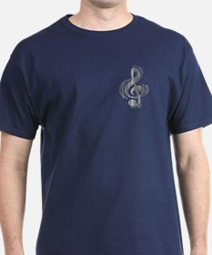 Clef Woodsteel T-Shirt