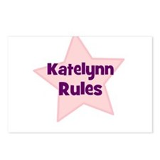 Katelynn Rules Postcards (Package of 8)