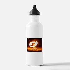 Fire!! Water Bottle
