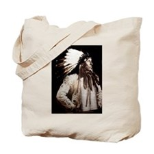 Old Chief Tote Bag