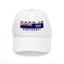 Montserrat Made In Baseball Cap
