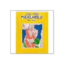 miguel angelo Sticker