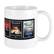 Book covers Mug