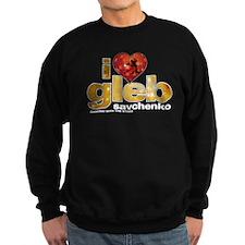 I Heart Gleb Savchenko Dark Sweatshirt