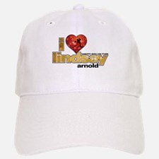 I Heart Lindsay Arnold Baseball Baseball Cap